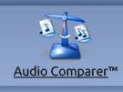 Audio Comparer button